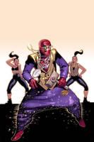 Fear Itself: Deadpool by RyanStegman