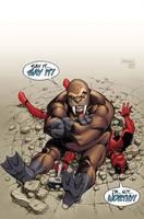 Fear Itself Deadpool 3 by RyanStegman