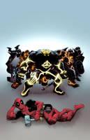 Fear Itself Deadpool 1 by RyanStegman