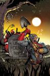 Deadpool 49 cover