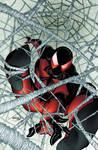 Scarlet Spider 1 cover