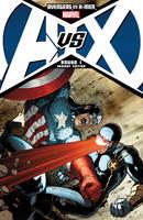 Avengers vs XMen issue 1 variant by RyanStegman