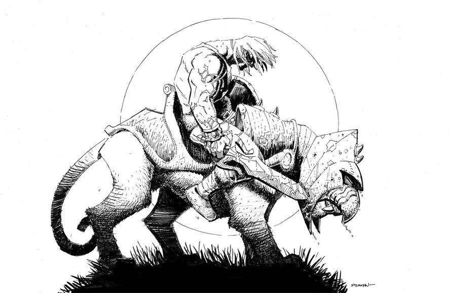He Man and Battle Cat