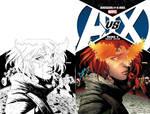 Avengers vs XMen issue 5 variant