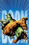 Fantastic Four 609 cover