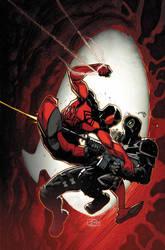 Scarlet Spider 10 cover by RyanStegman