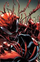 Scarlet Spider 11 cover by RyanStegman
