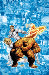 Fantastic Four 611 cover