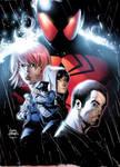 Scarlet Spider 12 cover