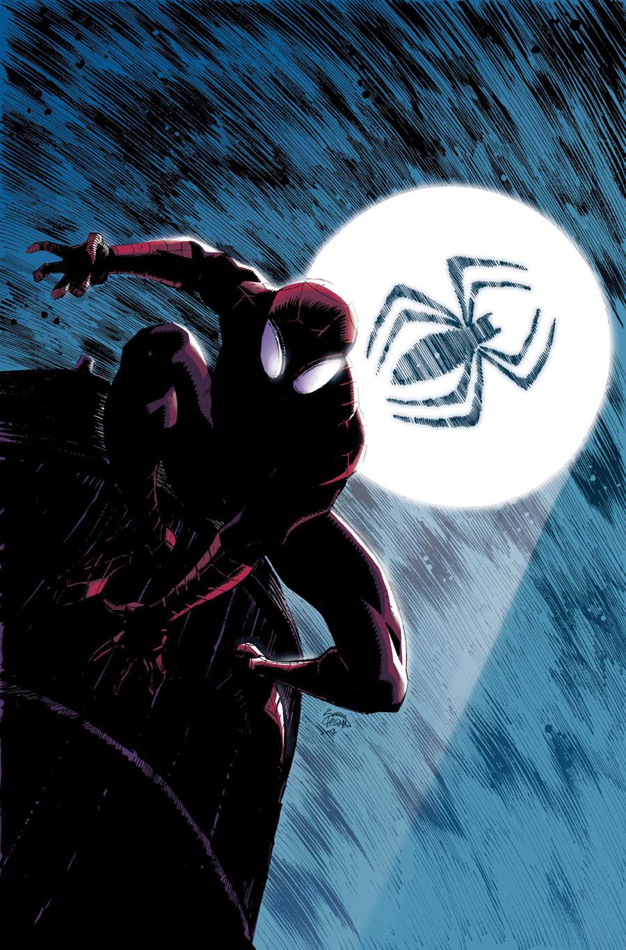 Superior Spider-Man 3 cover! by RyanStegman