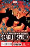 Scarlet Spider 14 cover