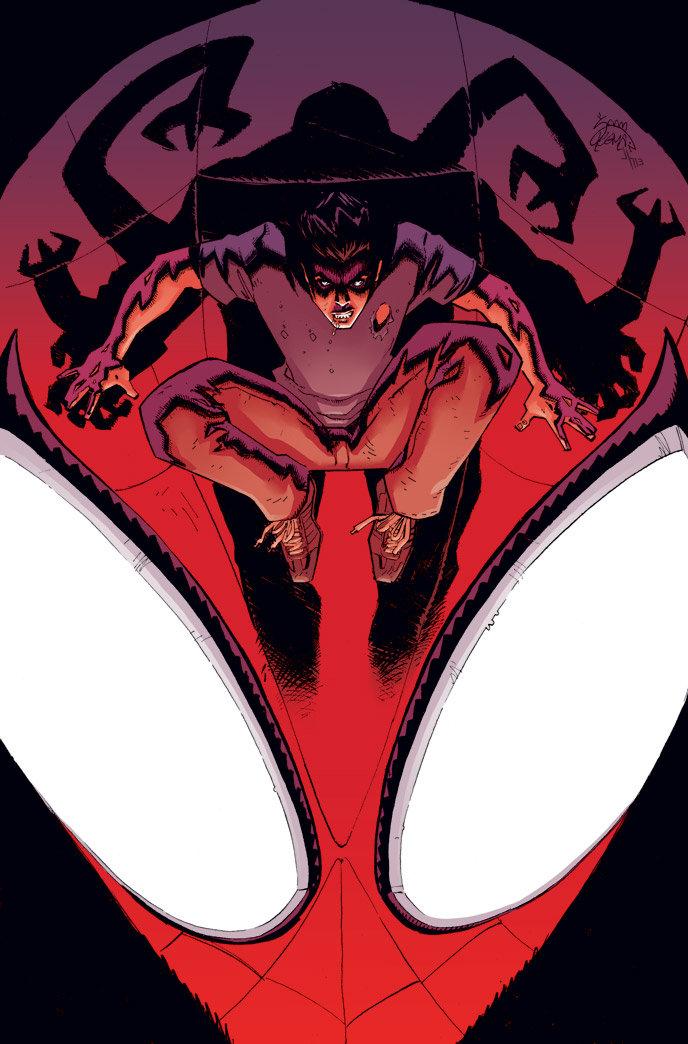 Superior Spider-Man 9 variant by RyanStegman
