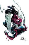Superior Spider-Man 18 cover