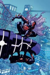 Superior Spider-Man 17 cover by RyanStegman