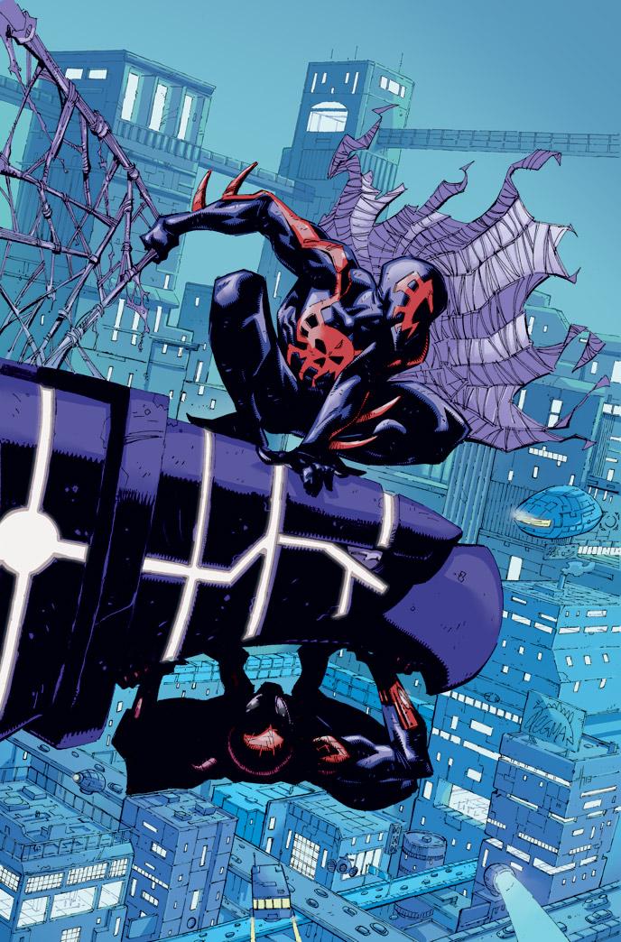 Superior Spider-Man 17 cover by RyanStegman on DeviantArt