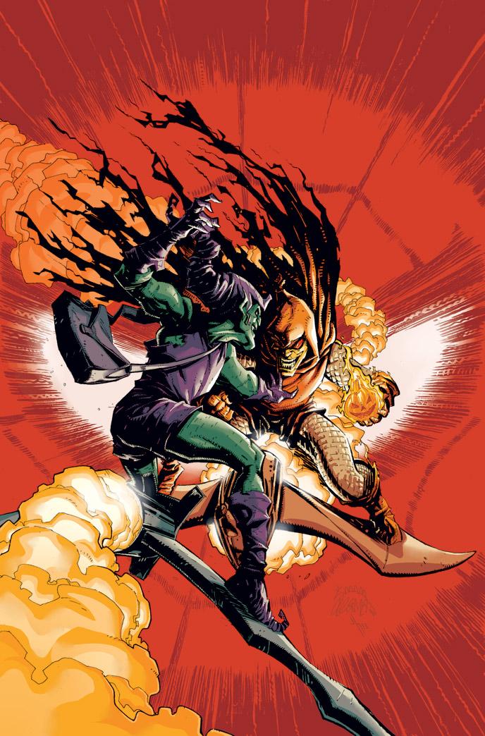 superior spider-man 26 cover by RyanStegman