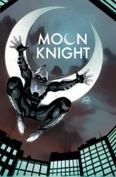 Moon Knight 3 variant by RyanStegman