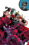 Inhuman Cover Colors
