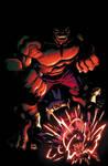 Savage Hulk Cover