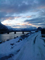 Vinter in Norway