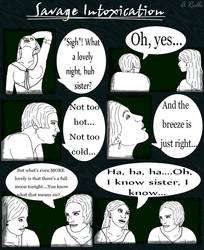 Savage Intoxication Request 1 by DanteVergilLoverAR