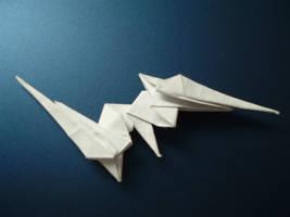 Origami: Hover Bike by rfwu