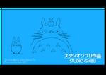 Alternate Studio Ghibli Logo by rfwu