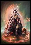 Pathfinder fan art- the Witch