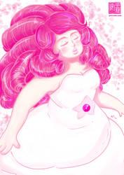 Rose Quartz by Peccosa