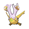 Latias and Latios Merged Pokemon Sprite/Splice by Ozone-O3