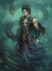 Prince of Naga by SARYTH