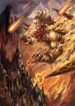 Red burn Giant 2