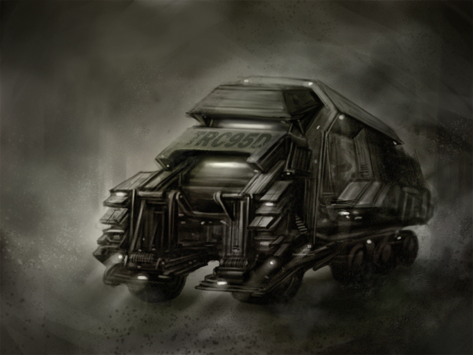 My first Vehicle by SARYTH
