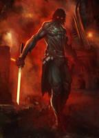 Wraith Anger by SARYTH