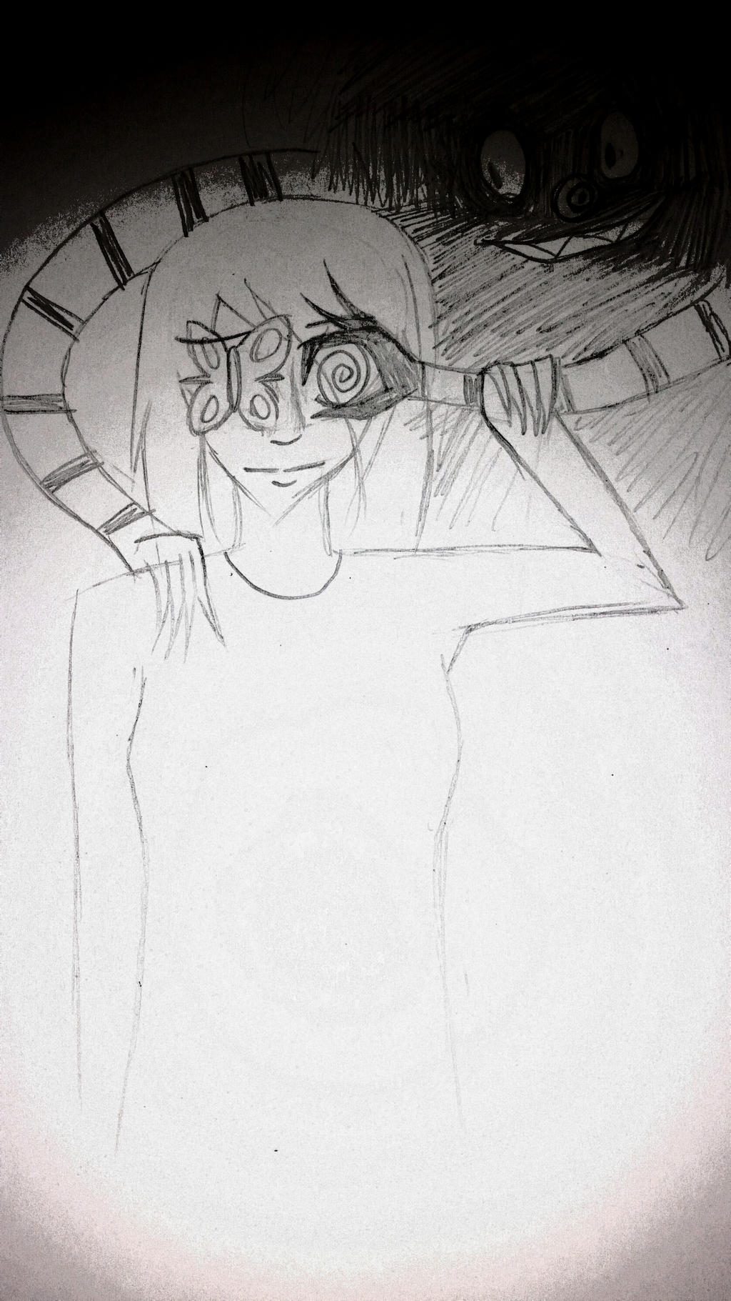 Loffin Jay j and a' Hypnos sleeping god the Taylor by AesumEnergySCREEE