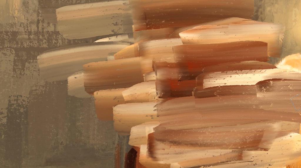 MA-Brushes Realistic Photoshop Brushes and Knives by MichaelAdamidisArt