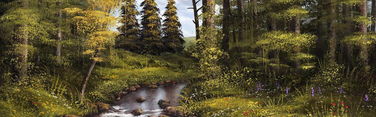 Most Realistic Photoshop Brushes - Foliage