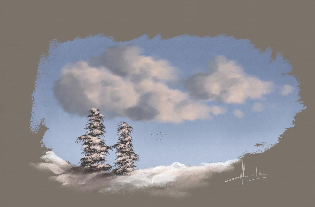 Magic Canvas promo8 MA-Brushes by MichaelAdamidisArt