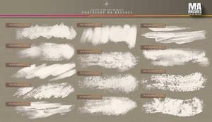 Photoshop Concept Art Painting Brushes *NEW Sheet*