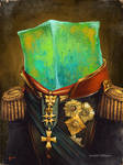 Digital Portrait Painting - Painterly Oil Style