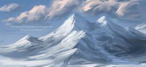Digital Oil Painting Brushes Brush / Landscape