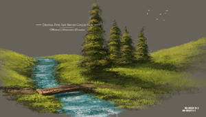 Photoshop Oil Brushes for Digital CONCEPT Art