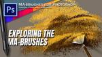 Exploring the MA-Brushes - Digital OIL Brushes by MichaelAdamidisArt