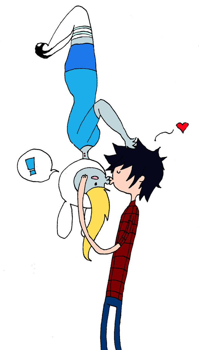 Marshal Lee x Fionna Reverse by Kagome10912