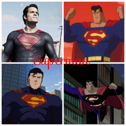 CAT: Superman by DoctorStrangeSoldier