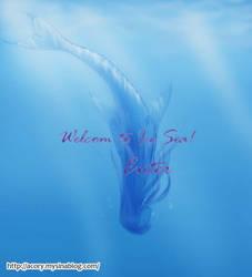 mermaid by acory