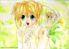 Dandelion by acory