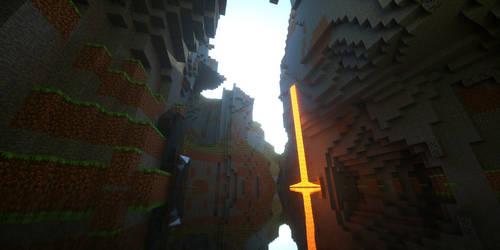 Octane_render_of_minecraft9 by davidbrinnen