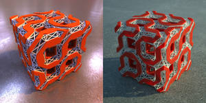 Twisted cube with scaffolding1 tut