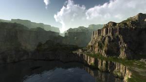 Horo Gorge A test by davidbrinnen